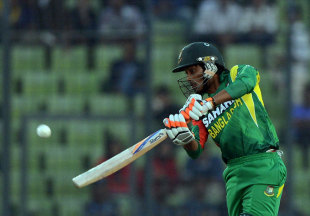 Anamul Haque's poor form in the recent ODIs against Sri Lanka may cost him his place