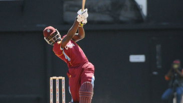 Andre Fletcher hit two sixes in his innings of 19