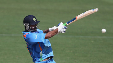 Deepak Hooda helped India Under-19s recover from 24 for 4