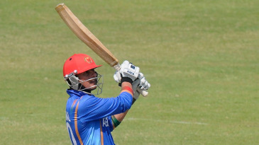 Nasir Jamal top-scored with 61 for Afghanistan