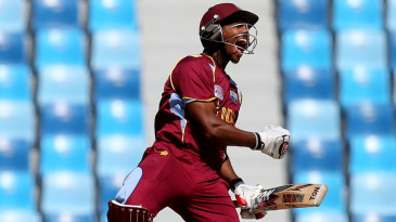 Nicolas Pooran scored 143 out of West Indies' 208
