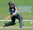 Ken McClure scored an unbeaten 62, UAE v New Zealand, 2nd Plate Semi-Final, Under-19 World Cup, Abu Dhabi, February 25, 2014