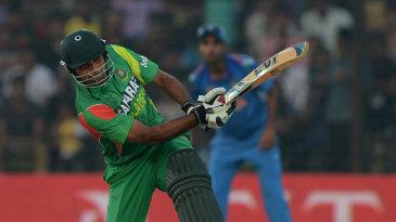 Ziaur Rahman goes over the top