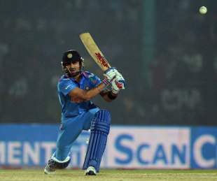 Virat Kohli's century against Bangladesh had taken him to 886 points, his career-best rating