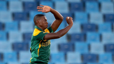 Kagiso Rabada picked up six wickets