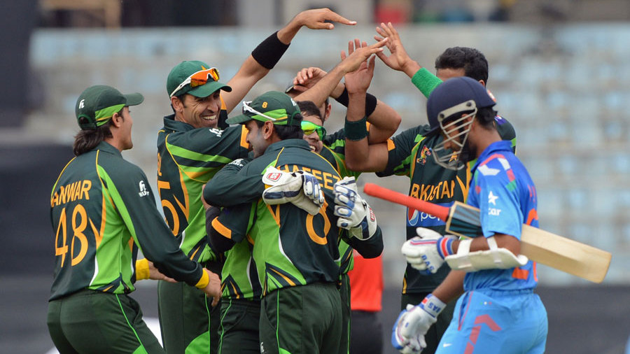 pakistan v india asia cup highlights 2014
