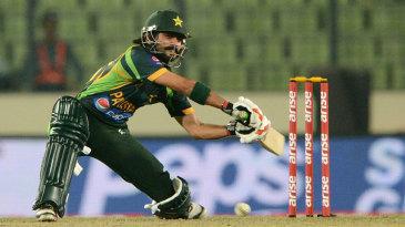 Fawad Alam scored a 70-ball 74
