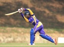 Ahmed Faiz top-scored with his 78, Malaysia v Tanzania, ICC World Cricket League Division Five, Kuala Lumpur, March 6, 2014
