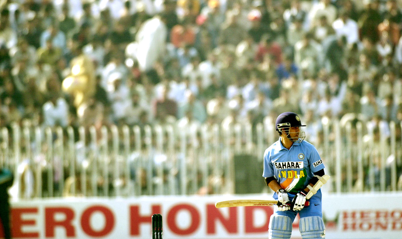 Sachin Tendulkar: a winning combination of the traditional and the cutting edge
