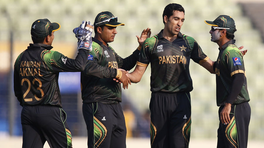 Pakistan vs South Africa, T20 World Cup Highlights Warm Up – 2014 – 19th March