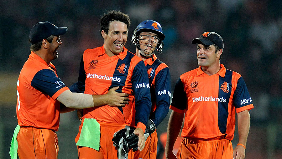 Netherlands vs Zimbabwe, T20 World Cup Highlights – 2014