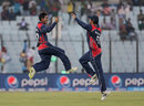 Sompal Kami picked up two wickets, Afghanistan v Nepal, World Twenty20, Group A, Chittagong, March 20, 2014