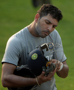 Yuvraj Singh's search for form in every department of the game continues
