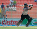 Kamran Shahzad struck a few late blows, Zimbabwe v UAE, World T20, Group B, Sylhet, March 21, 2014