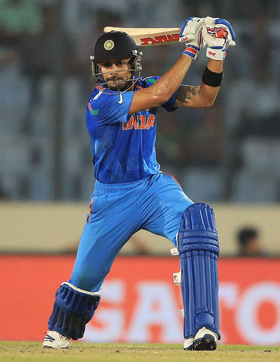 Virat Kohli becomes fastest to 8000 ODI runs - Times of India