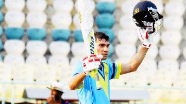 Rajat Paliwal struck a match-winning century