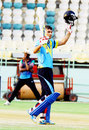 Rajat Paliwal struck a match-winning century, North Zone v South Zone, 1st semi-final, Deodhar Trophy, Visakhapatnam, March 24, 2014