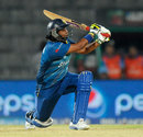 Eshani Lokusuriyage hit a useful 34, India v Sri Lanka, Women's World Twenty20 2014, Group B, Sylhet, March 24, 2014