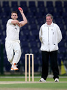 Jamie Harrison ran through the MCC lower order, Durham v MCC, Champion County Match, Abu Dhabi, March 24, 2014