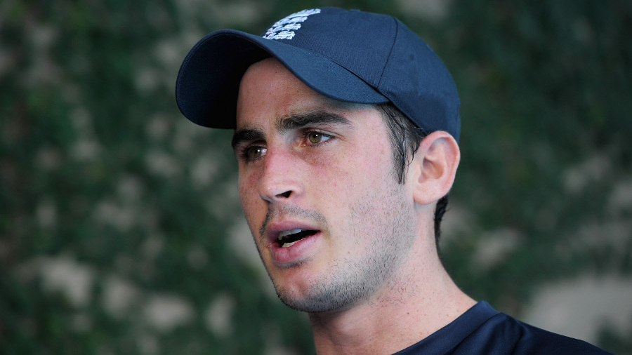Craig Kieswetter has joined up with the England squad