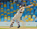 Ashley Nurse top-scored with 130, Barbados v Trinidad & Tobago, Regional Four Day Competition, Barbados, March 22, 2014, Day 2