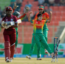 Fahima Khatun's early strikes jolted West Indies, Bangladesh v West Indies, Women's World T20, Group B, Sylhet, March 26, 2014