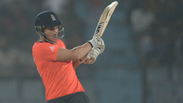 Alex Hales was in blistering form