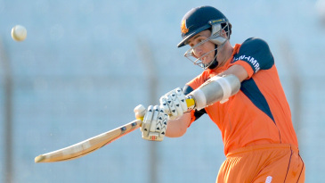 Tom Cooper cleared the fence twice in his 23-ball 40