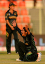 Asmavia Iqbal appeals, Ireland v Pakistan, Women's World T20, Group A, Sylhet, March 31, 2014