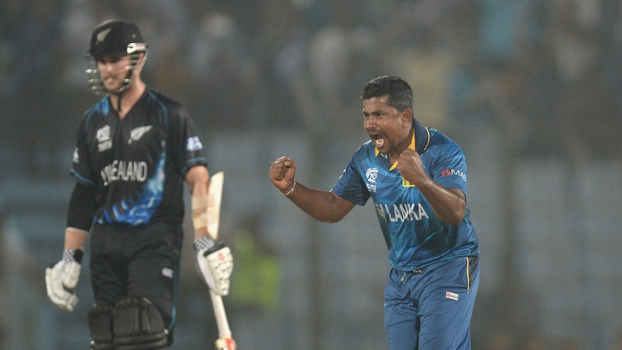 Rangana Herath has been Sri Lanka's best spinner in the New Zealand series though he has played only three ODIs