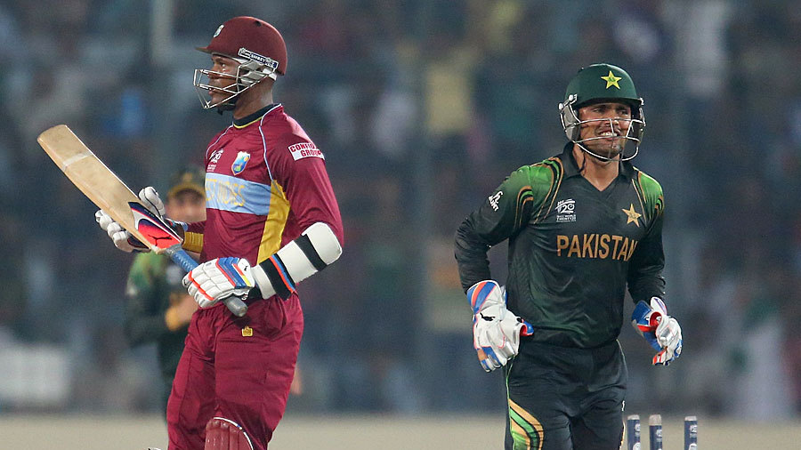 PCB invites West Indies to play two T20s in Pakistan in March