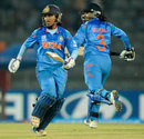 Both India openers, Poonam Raut and Mithali Raj, hit half-centuries, India v West Indies, Women's World T20, Group B, Sylhet, April 1, 2014