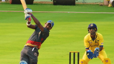 Sagun Kamat's unbeaten 89 helped Goa beat Tamil Nadu