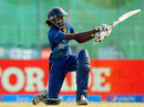 Yasoda Mendis scored 45 for Sri Lanka, New Zealand v Sri Lanka, Women's World T20, WT20 2016 Qualification Playoff, Sylhet, April 2, 2014