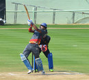 Sagun Kamat smashed 95 for Goa, Goa v Karnataka, Syed Mushtaq Ali Trophy, Visakhapatnam, April 4, 2014