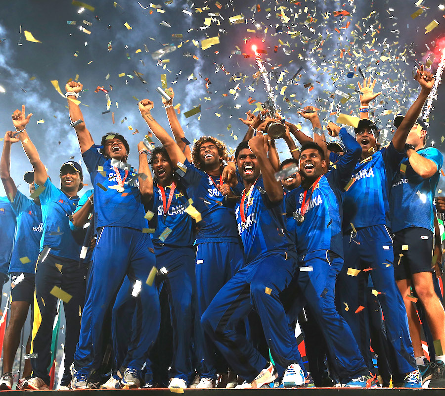 Sri Lanka - perched at the top of the performance table - are the most successful team in T20 internationals