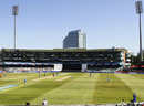 A general view of the Kingsmead, South Africa v India, 1st ODI, Durban, January 12, 2011
