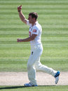 James Anyon make the early breakthroughs, Sussex v Middlesex, County Championship Division One, Hove, 4th day, April 9, 2014