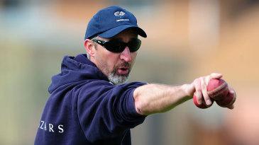 Yorkshire coach Jason Gillespie
