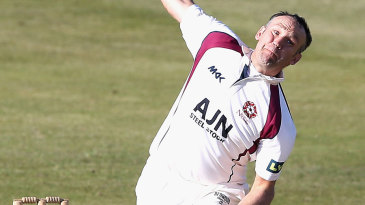 James Middlebrook stemmed Durham's progress with four wickets