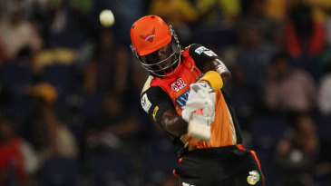 Darren Sammy could not replicate his World T20 form