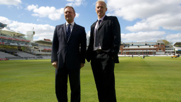 Paul Downton and Peter Moores will oversee England's fortunes