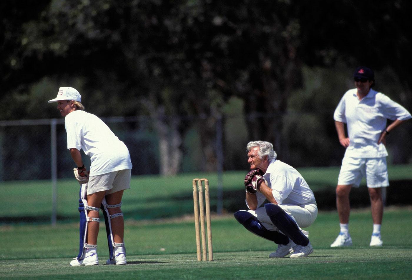 The cricket tragic who bowled Bradman
