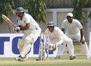 Tanveer Haider scored 121 for Rangpur Division, Rangpur Division v Barisal Division, NCL, Fatullah, 3rd day, April 21, 2014