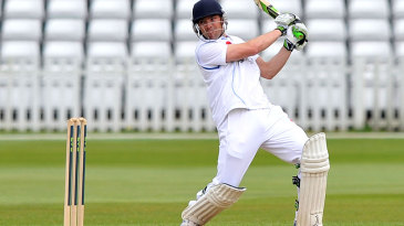 Stephen Moore extended his century to 128