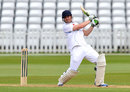 Stephen Moore extended his century to 128, Derbyshire v Hampshire, County Championship, Division Two, Derby, 3rd day, April 22, 2014