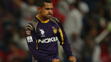 Sunil Narine ran through the lower order