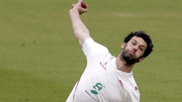 Charlie Shreck has made Leicestershire his third county