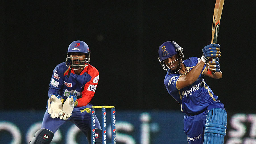 IPL 2014: Royals hammer Daredevils by seven wickets