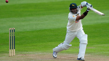 Samit Patel could only add 16 to his overnight total